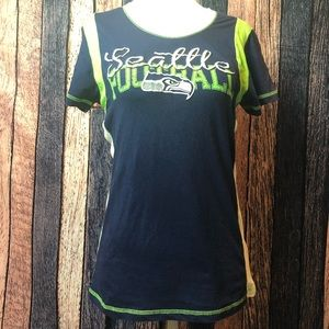 Seattle Seahawks Tee Womens S. Condition is New.